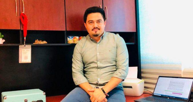 Daniel Tapia Banco de Alimentos Culiacán