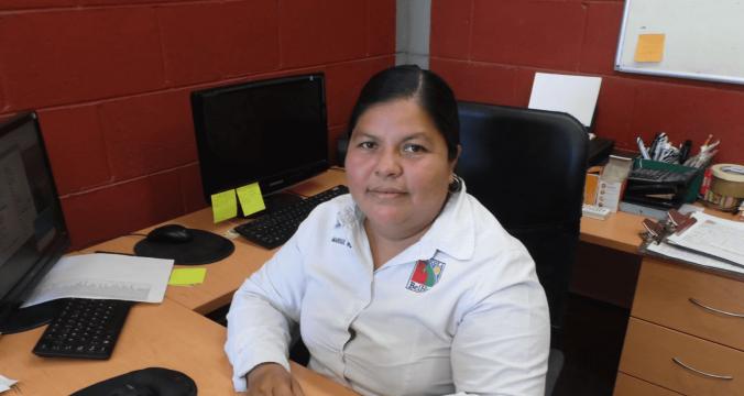 Marisol Reyes Altamirano Shelter Manager at Agrícola Belher