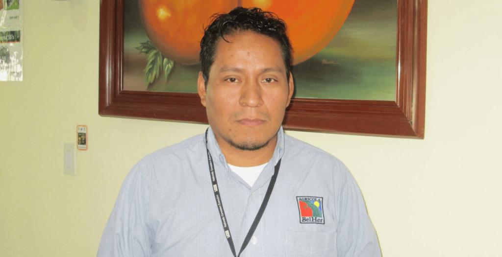 Salvador López García Food Safety Assistant at Agrícola Belher